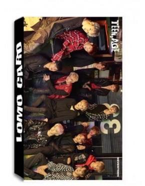 Seventeen Lomo Cards