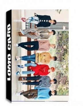 Super Junior Lomo Cards