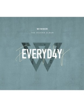 WINNER - Album Vol.2 [EVERYD4Y] (DAY Version)