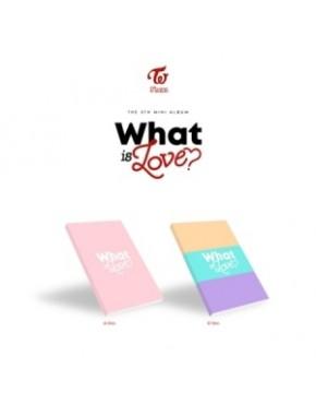 TWICE - Mni Album Vol.5 [WHAT IS LOVE?]