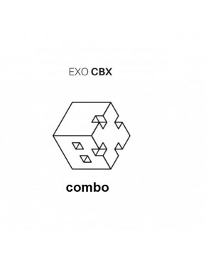 Combo EXO CBX ( 1 and 2 mini album)