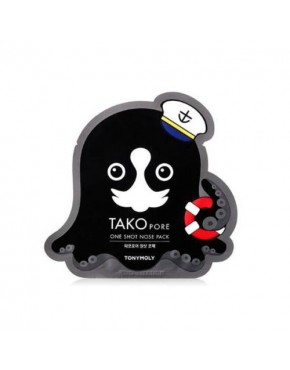 [TONYMOLY] Tako Pore One Shot Nose Pack