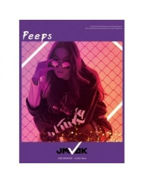 JANG MOON BOK 1ST MINI ALBUM - PEEPS