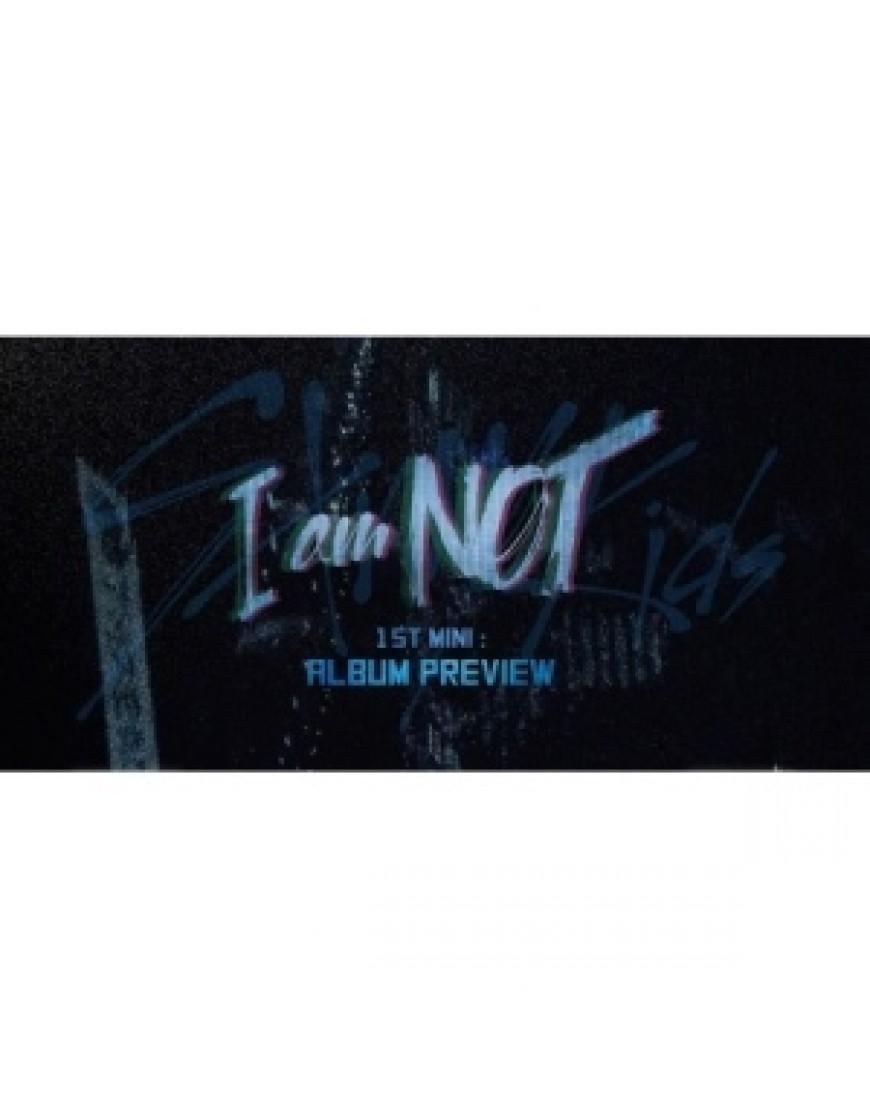 Stray Kids - Debut Album [I am NOT] CD popup