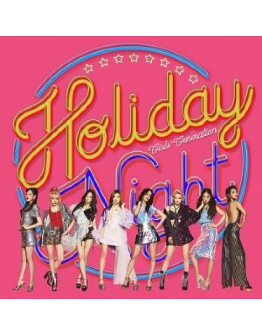 Girls' Generation - Album Vol.6 [Holiday Night] popup