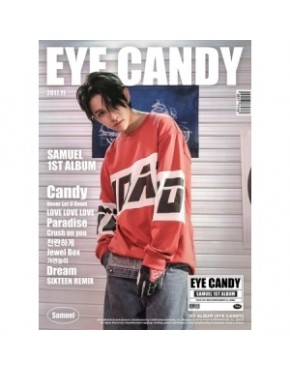 Samuel - Album Vol.1 [EYE CANDY]