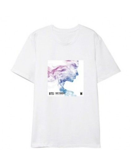 Camiseta BTS Face Yourself