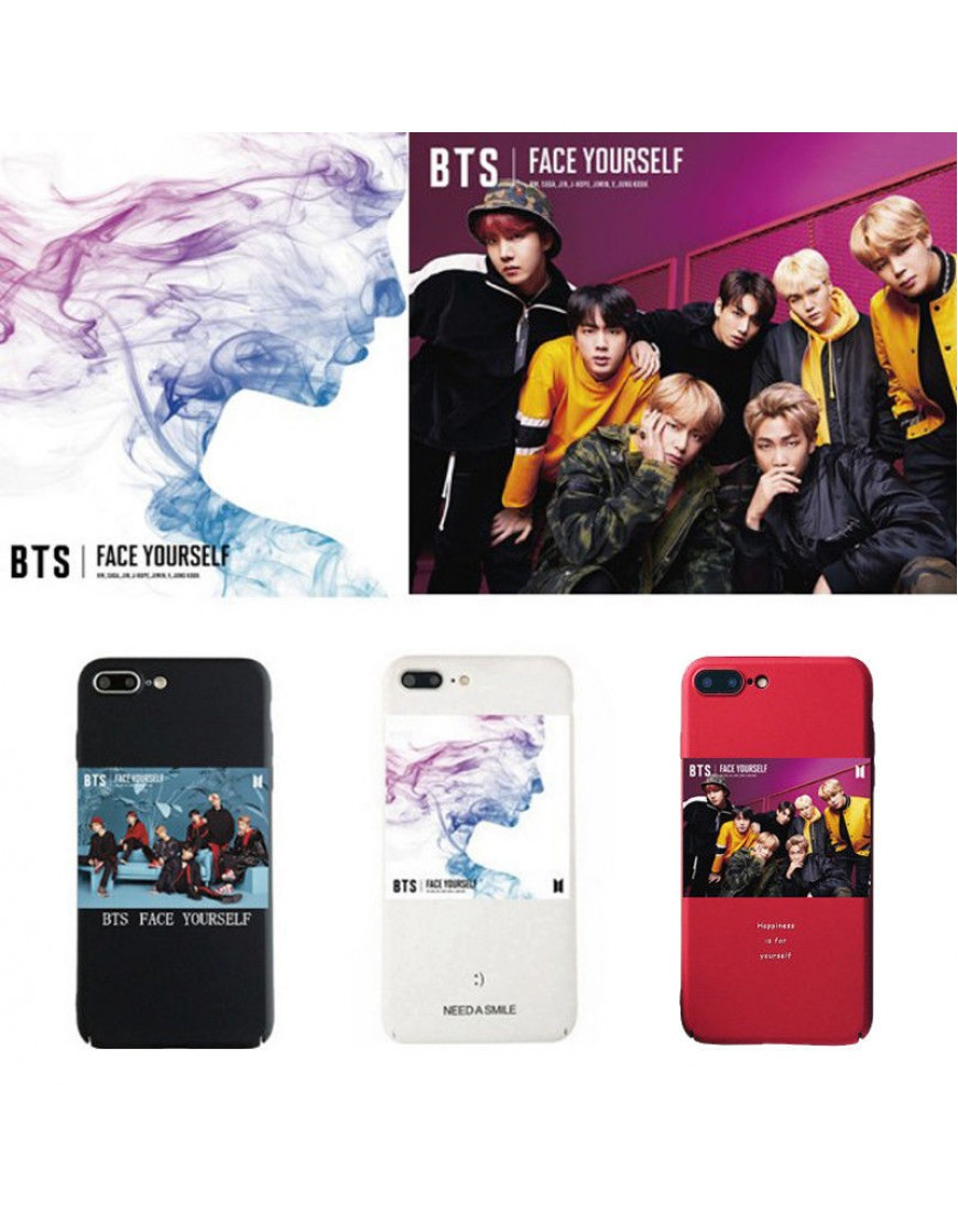 Case para Celular BTS Face Yourself popup