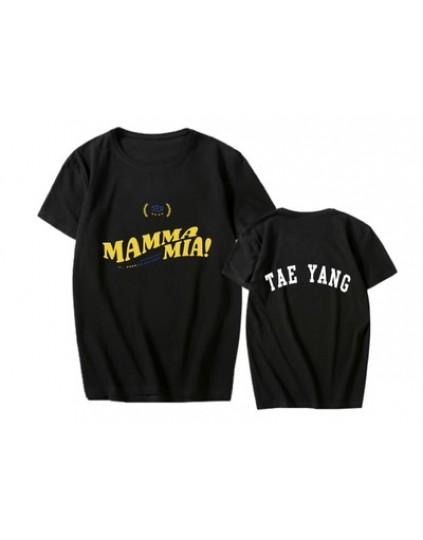 Camiseta SF9 Mamma Mia Membros