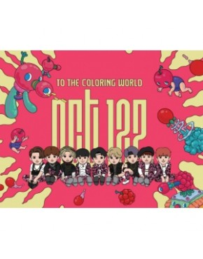 NCT 127 - Coloring Paper Set [TO THE COLORING WORLD! NCT 127]