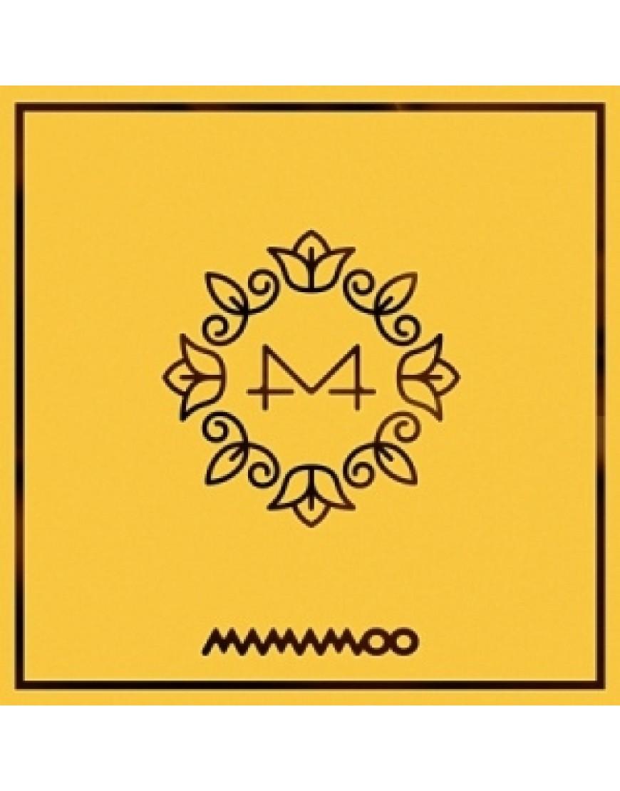 MAMAMOO - Mini Album Vol.6 [Yellow Flower] popup