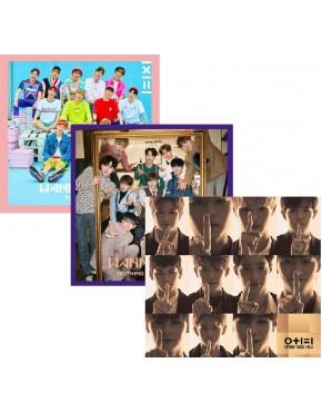 Combo Wanna One ( 1x1=1 / 1-1=0 / 0+1=1)
