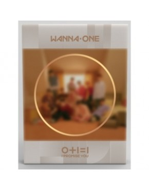 WANNA ONE - Mini Album Vol.2 [0+1=1(I PROMISE YOU)] (Day Version)