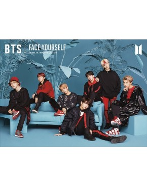 BTS- FACE YOURSELF [DVD, Limited Edition Type A]