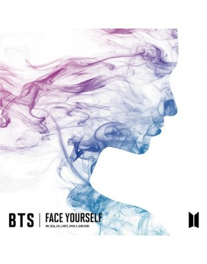 BTS- FACE YOURSELF [Regular Edition]