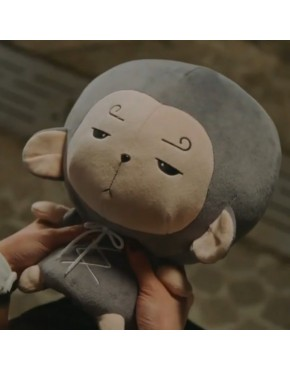 Pelúcia Hwayugi Son OH Gong Monkey Grey Fan Made