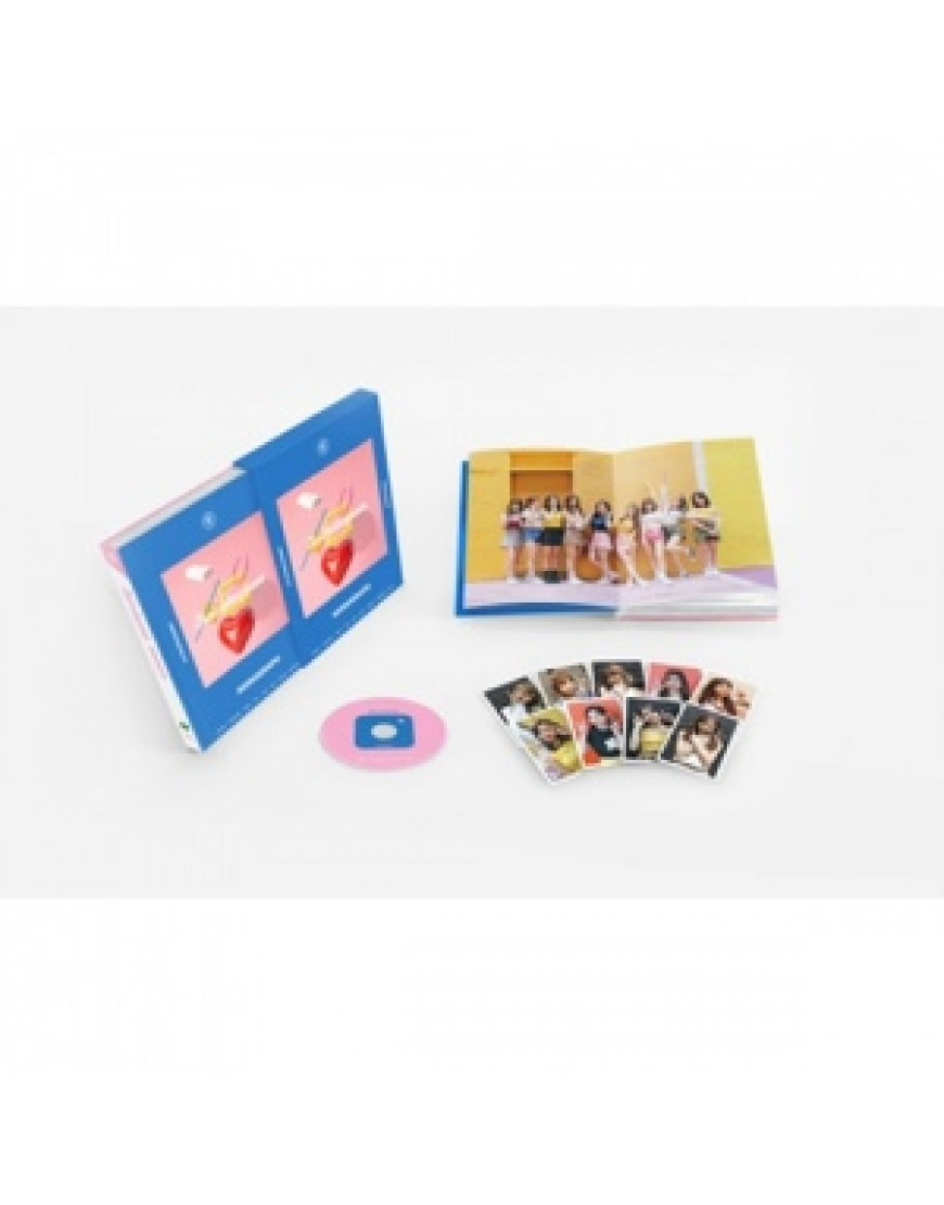 TWICE - TWICETAGRAM MONOGRAPH Photobook (Limited Edition) popup