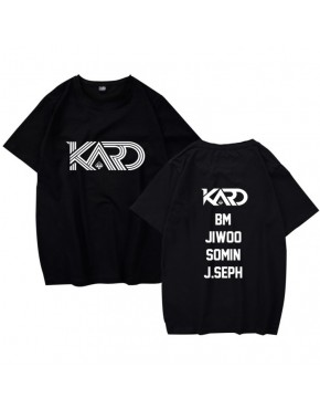 Camiseta K.A.R.D