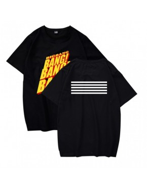Camiseta Big Bang BANG BANG BANG