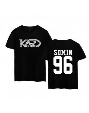 Camiseta K.A.R.D So Min