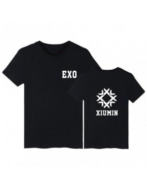 Camiseta EXO Membros