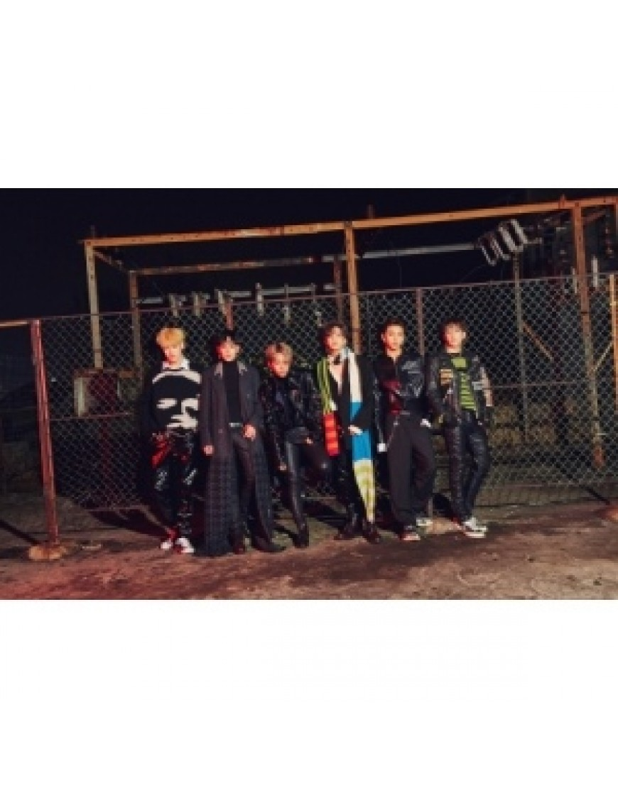 B.A.P - Single Album Vol.8 [EGO] popup