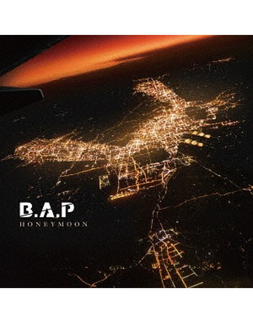 B.A.P- Honeymoon [Regular Edition]  popup
