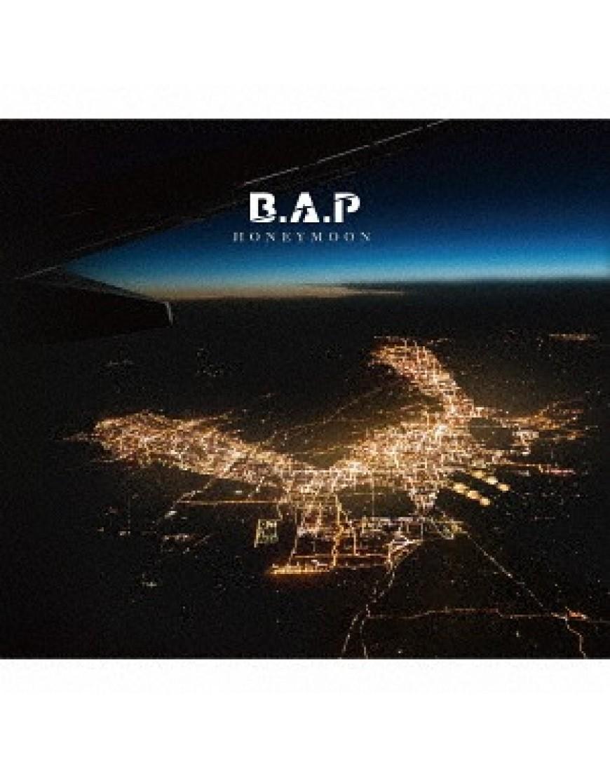 B.A.P- Honeymoon [Limited / Type A]  popup