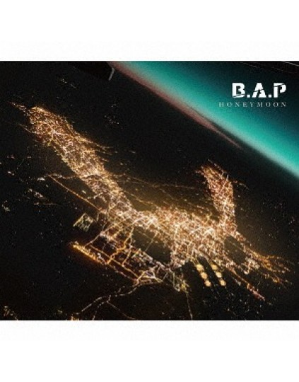 B.A.P- Honeymoon [Limited / Type B]