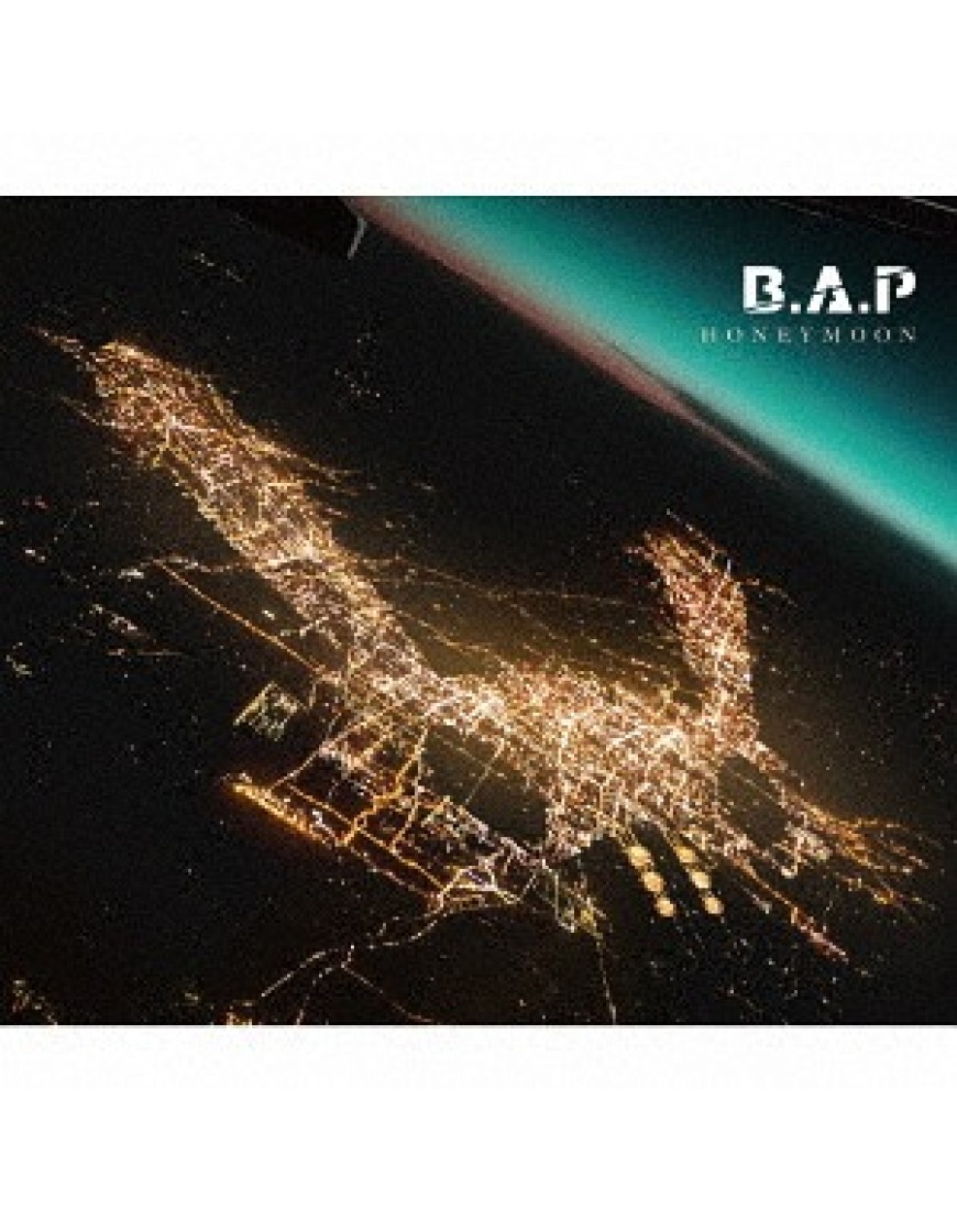 B.A.P- Honeymoon [Limited / Type B]  popup