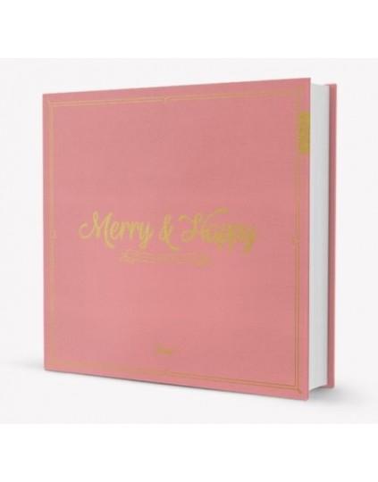 TWICE - Repackage Album Vol.1 [Merry & Happy] (Happy Version)