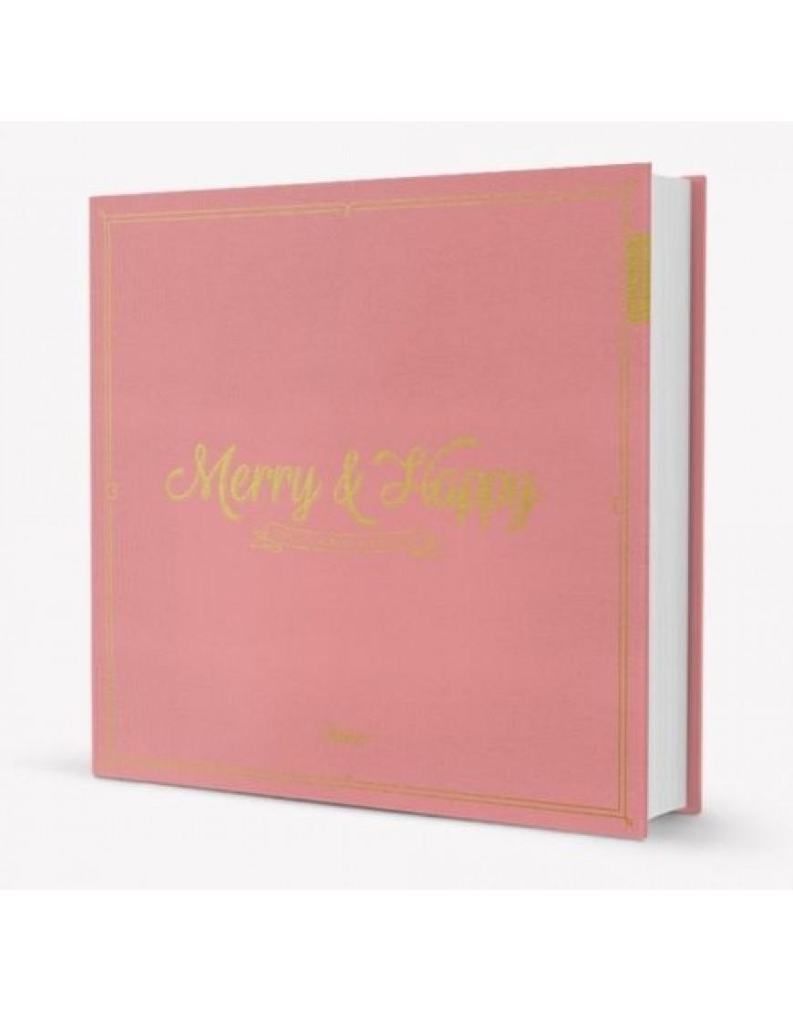 TWICE - Repackage Album Vol.1 [Merry & Happy] (Happy Version) popup