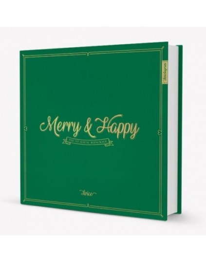 TWICE - Repackage Album Vol.1 [Merry & Happy] (Merry Ver.)