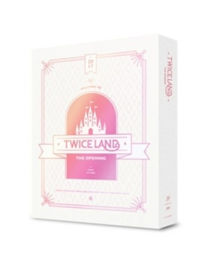 TWICE - TWICELAND THE OPENING CONCERT