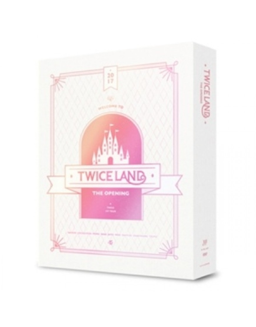 TWICE - TWICELAND THE OPENING CONCERT popup