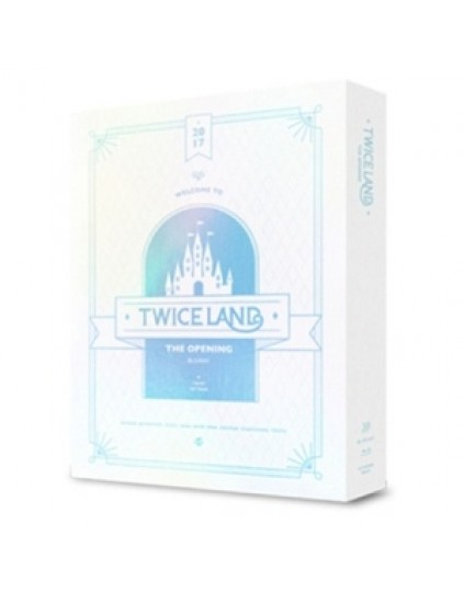 TWICE - TWICELAND THE OPENING CONCERT Blue- Ray