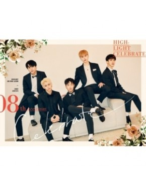 Highlight - Mini Album Vol.2 [CELEBRATE] ( A Version)