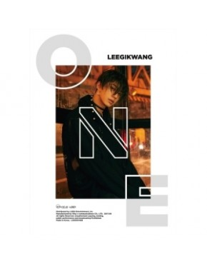 Highlight : LEE GI KWANG - Mini Album Vol.1 [ONE]