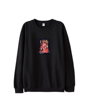Blusa Red Veltet Perfect Velvet Peek-a-Boo