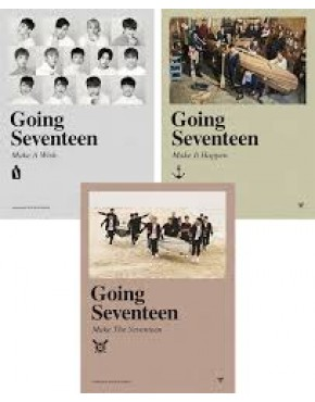 Seventeen - Mini Album Vol.3 [Going Seventeen]
