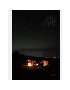 BTS -Special Album [花樣年華 Young Forever] (Night version)