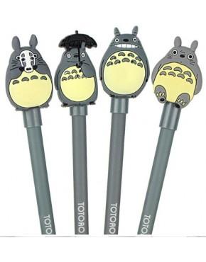 Kit Canetas Totoro