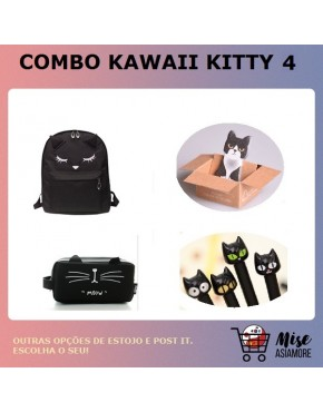 Combo Kawaii Kitty 4