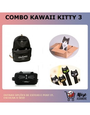 Combo Kawaii KItty 3