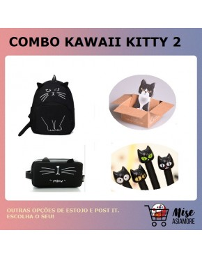 Combo Kawaii Kitty 2