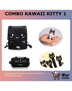 Combo Kawaii Kitty 1