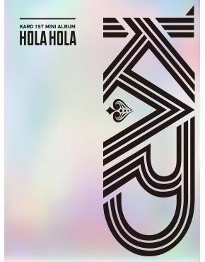 KARD - Mini Album Vol.1 [Hola Hola]