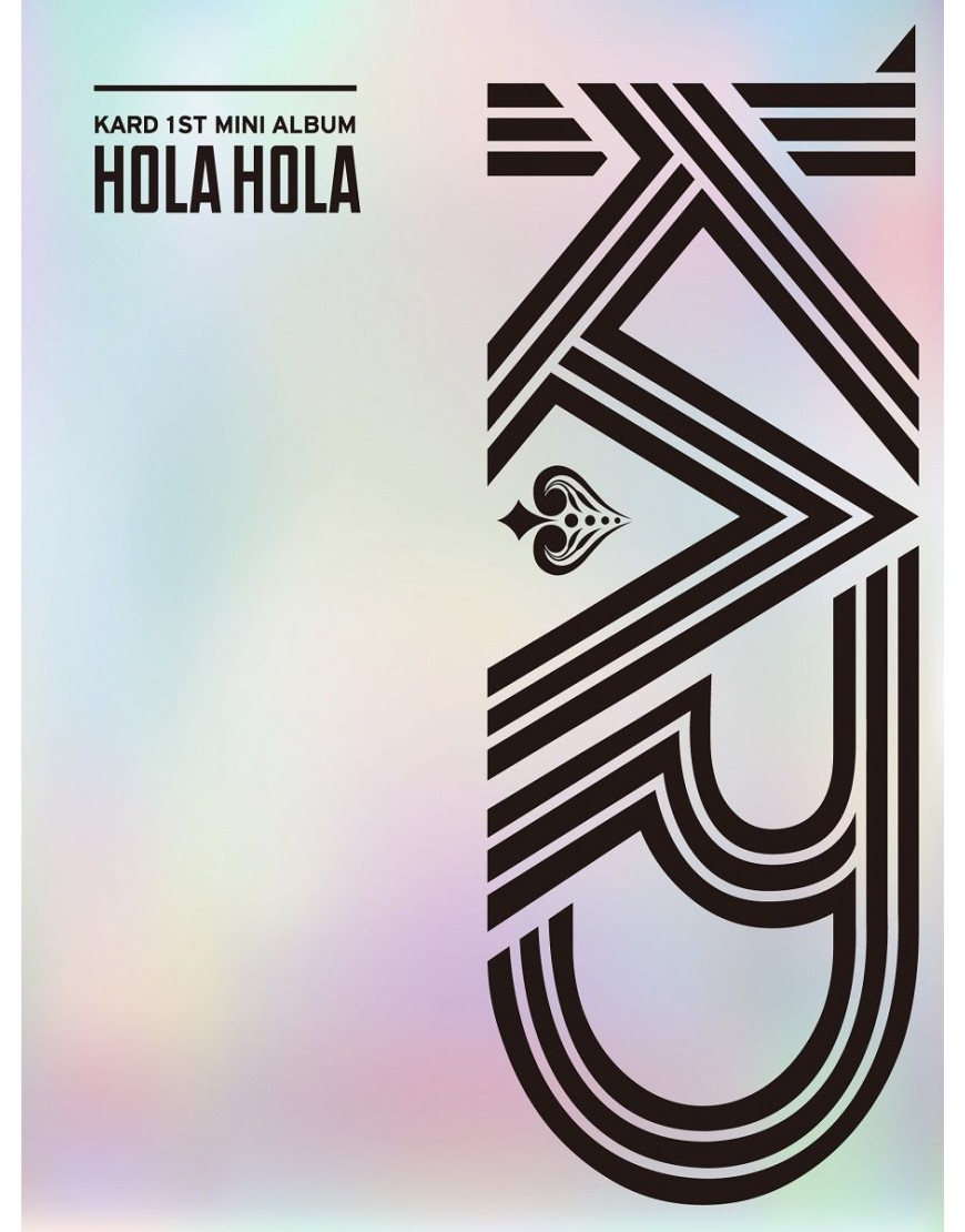 KARD - Mini Album Vol.1 [Hola Hola] popup