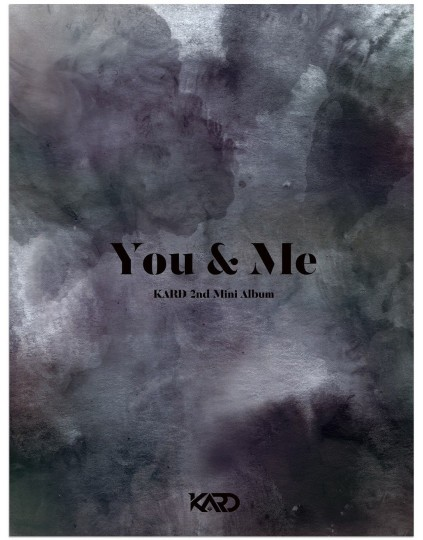 KARD - Mini Album Vol.2 [YOU & ME]