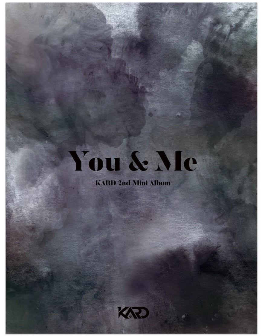 KARD - Mini Album Vol.2 [YOU & ME] popup